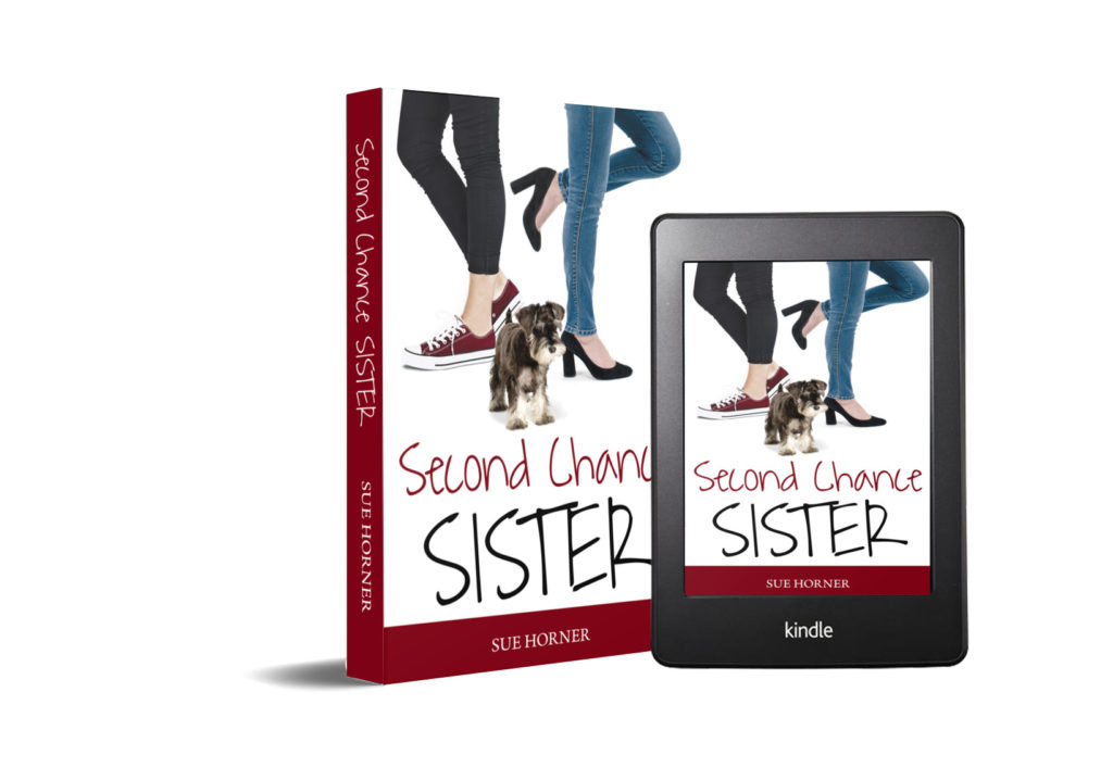 Second Chance Sister Cover